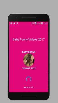 BABY FUNNIEST VIDEOS NEW 2017 | FREE screenshot 3