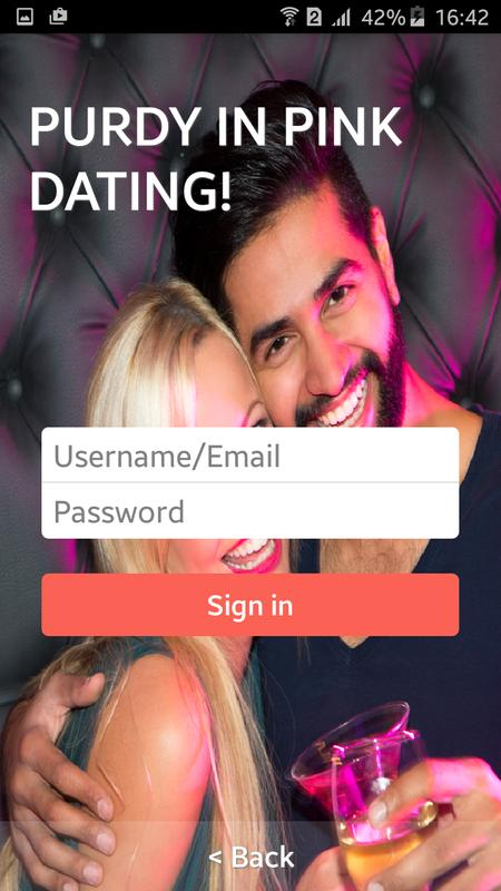 Dating site no login