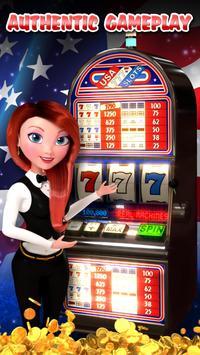 USA Slots 🗽American 777 poster