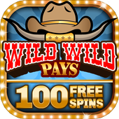 Slot Machine - Wild Wild Pays 🤠Casino Game icon