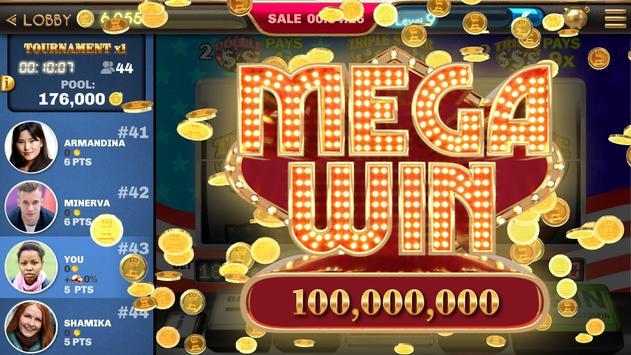 Slot Machine - Triple Super Dollars 🌟 Casino Game screenshot 4