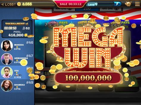 Slot Machine - Triple Super Dollars 🌟 Casino Game screenshot 9