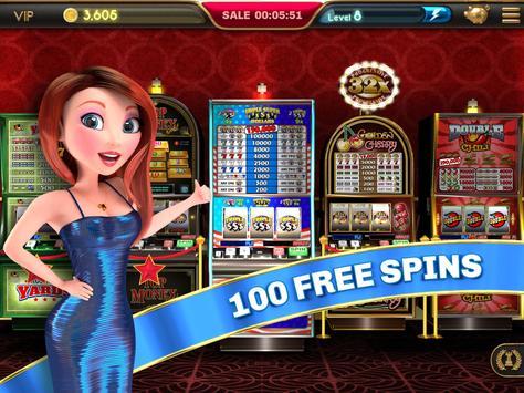 Slot Machine - Triple Super Dollars 🌟 Casino Game screenshot 10