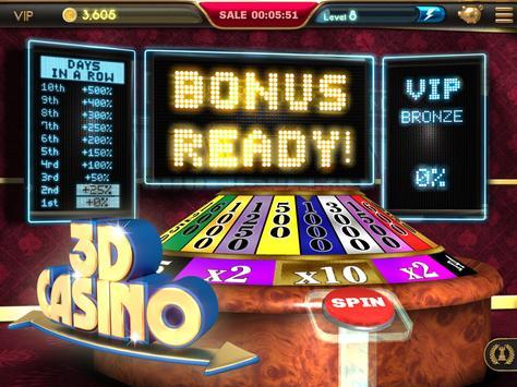 Slot Machine - Triple Super Dollars 🌟 Casino Game screenshot 11