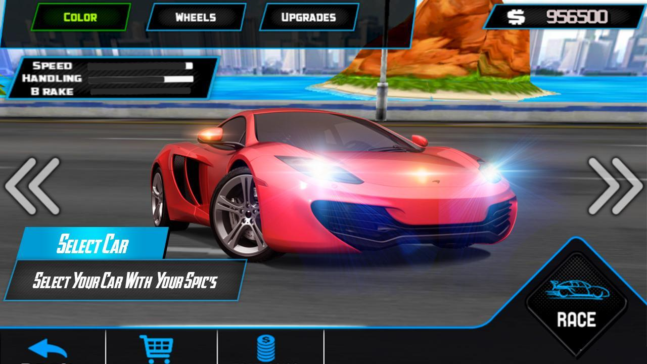 Traffic Tour: Real Fastlane Driving Simulator for Android