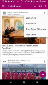 Resistance News screenshot 3