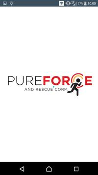 Pure Force Citizens App poster