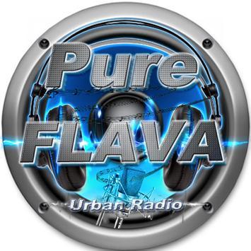 Pure Flava Radio poster