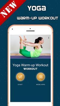 Yoga Warm-up Workout screenshot 1