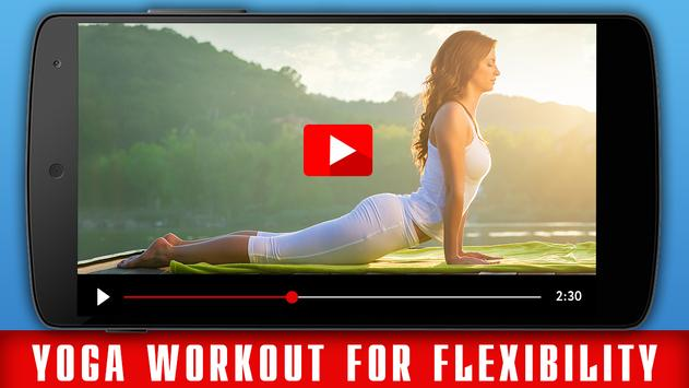Yoga Workout for Flexibility poster