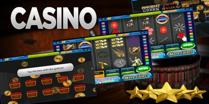 Platinum Jackpot Slot Machine poster