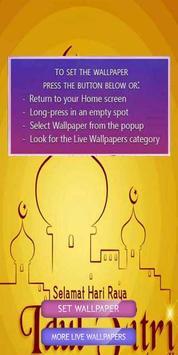 Idul Fitri Wallpaper poster