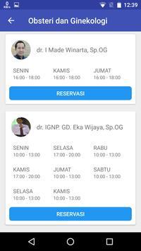 Reservasi Online - RSIA Puri Bunda Denpasar screenshot 3