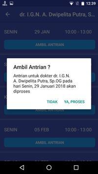 Reservasi Online - RSIA Puri Bunda Denpasar screenshot 5