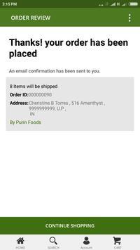 Purin Foods screenshot 7