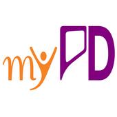 myPD icon