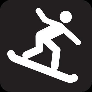 Stickman Snowboarding apk screenshot