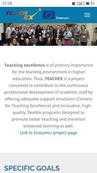TeachEx poster