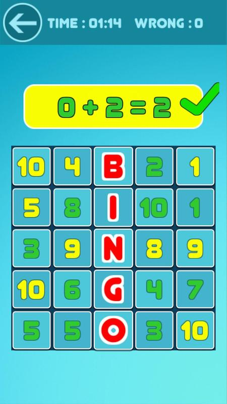 Math Bingo Free APK Download - Free Education APP for Android ...