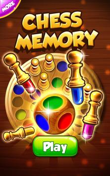 Color Memory Chess poster