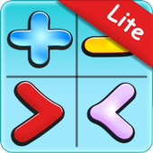 KG Maths by FunBasket Lite icon