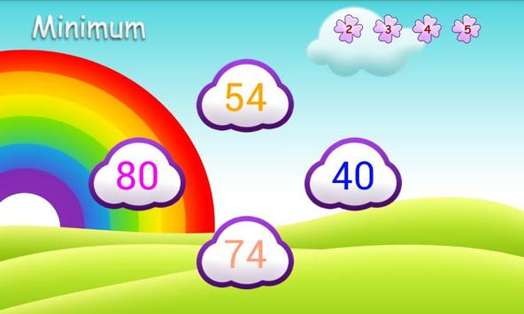 KG Maths by FunBasket Lite apk screenshot