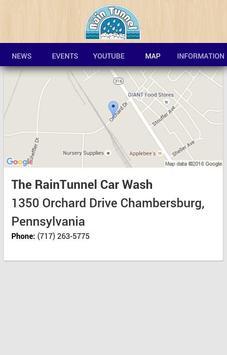 RainTunnel Car Wash apk screenshot