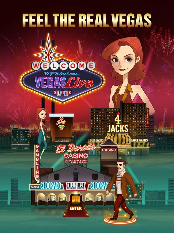 Vegas Live Slots for Android - APK Download