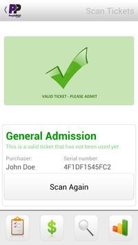 Purplepass Ticketing apk screenshot