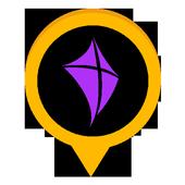 PurplKite Kitean App icon