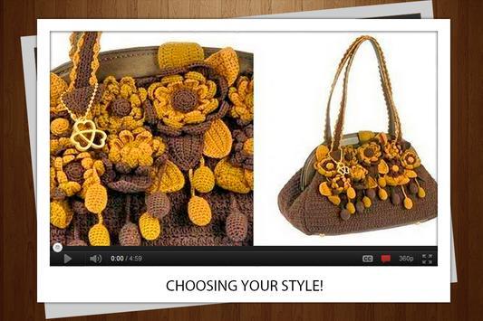 Knitting purses and bags screenshot 1
