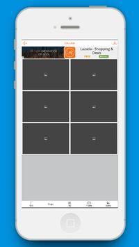 Photo CollagePhoto Grid Free screenshot 2