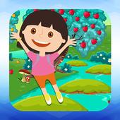 Cute dora blocky jump strike explorer icon