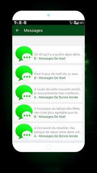 Funny Bonne Année Messages 2018 screenshot 3