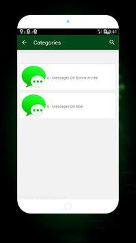Funny Bonne Année Messages 2018 screenshot 2
