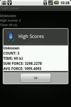 You Tosser apk screenshot