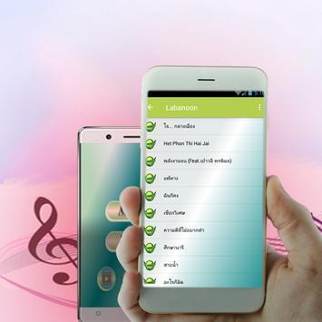 พลัดพราก - เพลง เพลงและเนื้อเพลง  LABANOON screenshot 1