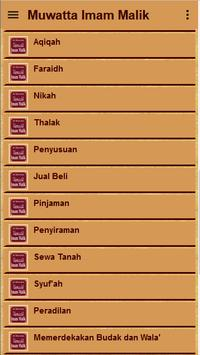 Muwatta Imam Malik Terjemah screenshot 11