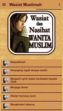 Nasihat Wanita Dunia Islam screenshot 1