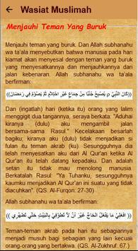 Nasihat Wanita Dunia Islam screenshot 2