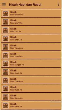 Aklak Nabi dan Rasul apk screenshot