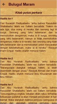 Bulughul Maram Terjemah screenshot 11
