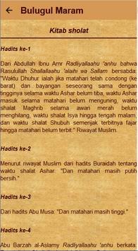 Bulughul Maram Terjemah screenshot 13