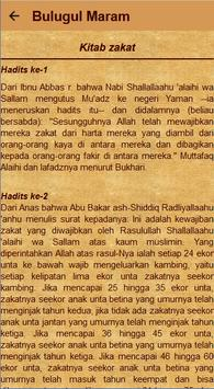 Bulughul Maram Terjemah screenshot 15
