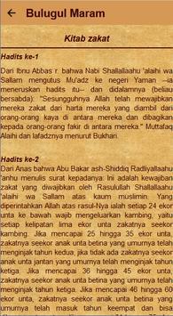 Bulughul Maram Terjemah screenshot 23