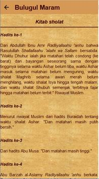 Bulughul Maram Terjemah screenshot 5