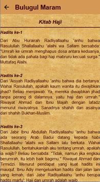 Bulughul Maram Terjemah screenshot 6