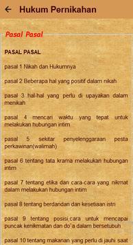 Batshul Walimah Hukum Nikah apk screenshot