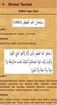 Belajar Sholat Sunnah Lengkap apk screenshot