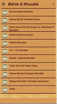 Bid'ah & Khurafat di Indonesia screenshot 13